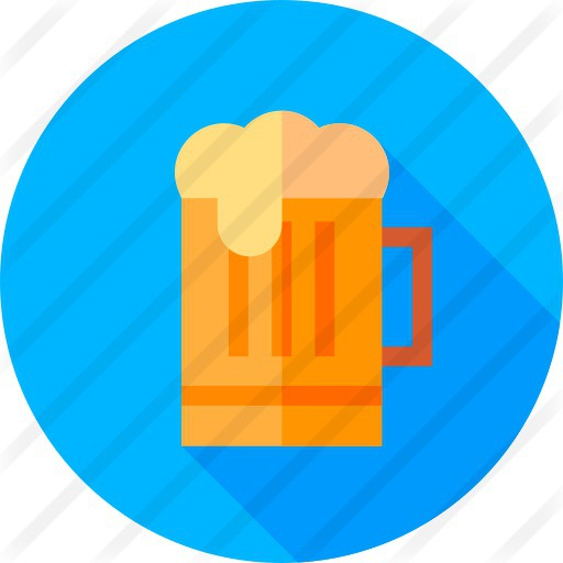 See more icon inspiration related to food and restaurant, pint of beer, beer mug, pint, beer, mug, food and drink on Flaticon.
