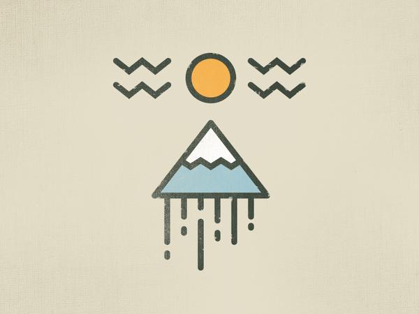 Keep Climbing #micahburger #vector #design #illustration #art #moutian
