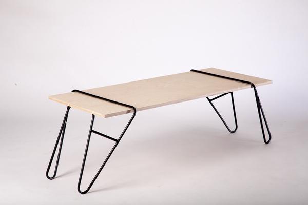 Leviathan Table by Michael Bernard #modern #design #minimalism #minimal #leibal #minimalist