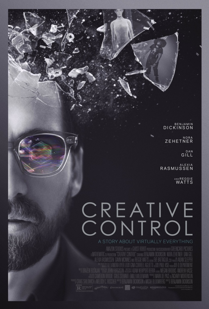 "Creative Control (2016) A story about virtually everything"" #poster #movie #cinema"