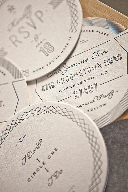 goncharow lovely #lettering #cursive #wedding #coaster #typography