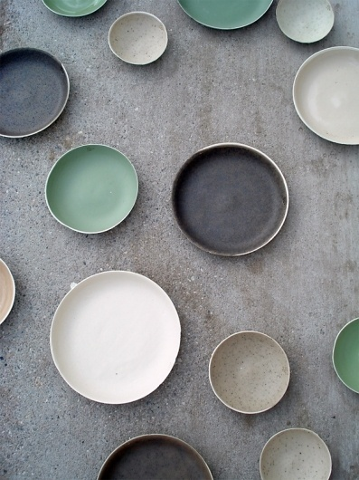 Pawling Print Studio » Blog #concrete #ceramics #van #accessoiries #tableware #noort #kirstie #colour
