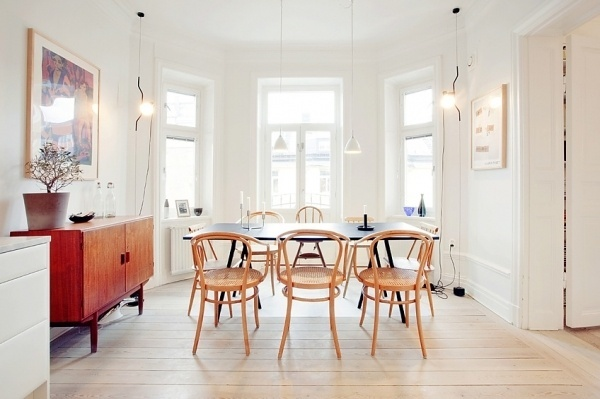 Graphic-ExchanGE - a selection of graphic projects #interior #dining #chair #wood #room