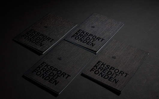 Export Credit Fund's strategy will be available in a brandbog | Re-public #cards #letterpress