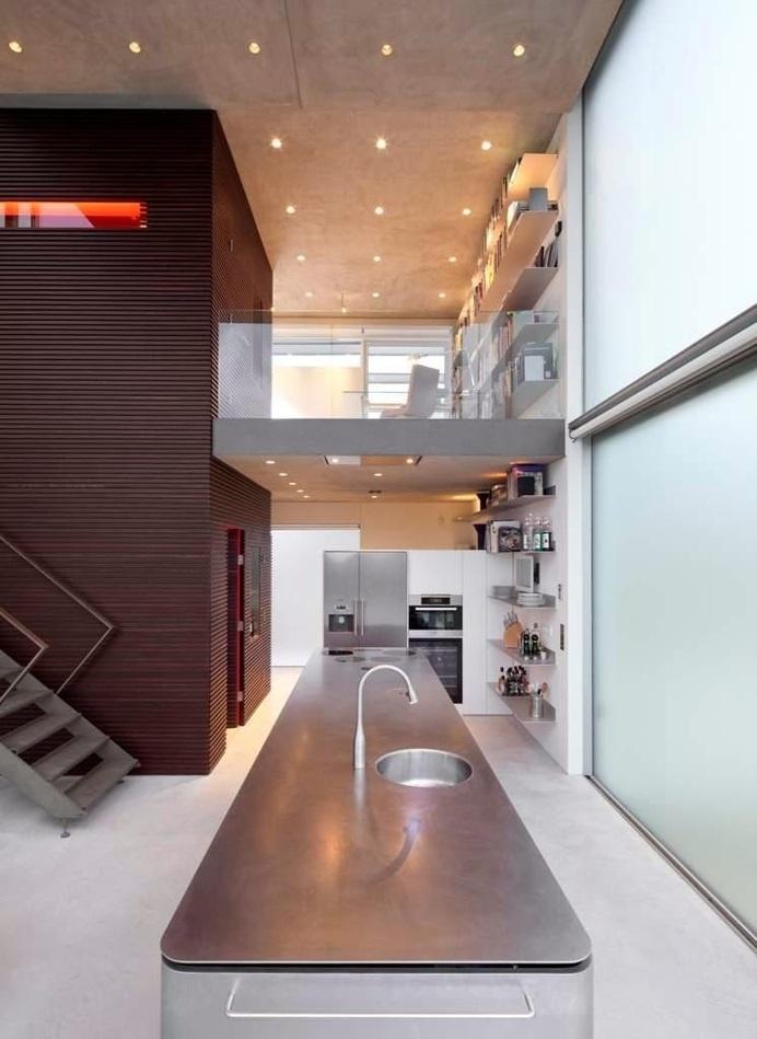Rieteiland House by Hans van Heeswijk Architecten #ideas #kitchen #interiors