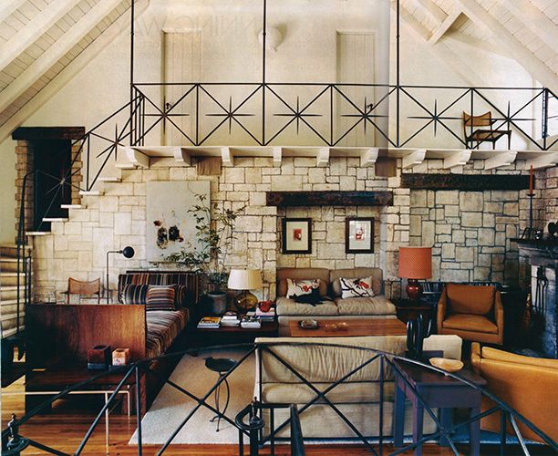 Laurel Canyon | Paul Fortune Design Studio #interior #design #studio