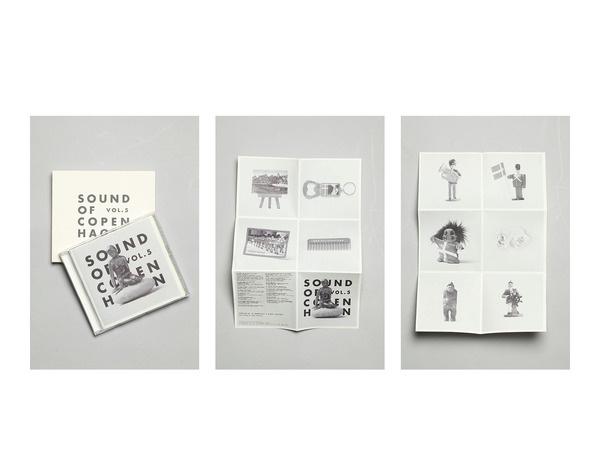 Cover art for Sound of Copenhagen #packaging #cover #cd #music