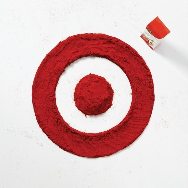 Food For Thought Allan Peters #allan #print #advertising #target #peters #poster