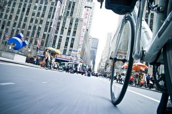 NYC by Bike4 #nyc #bike