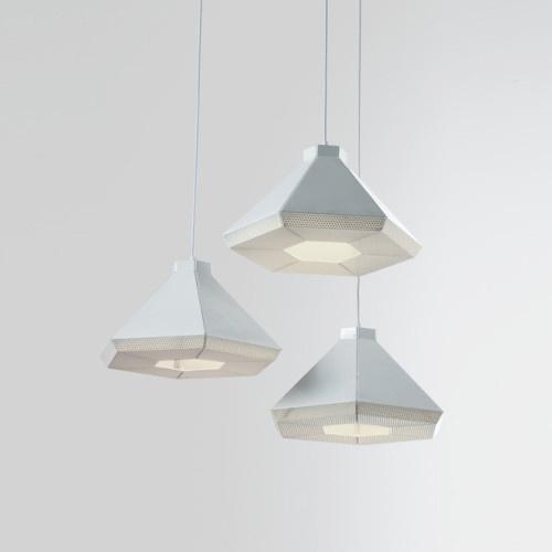 60 Pendant by Jonathan Sabine #lamp #pendant #lighting