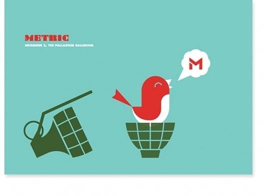 Aaron Eiland - Graphic Designer #poster