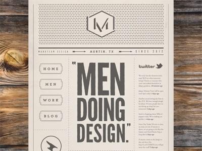manateamsitetop.jpg (400×300) #website #layout #condensed #minimal