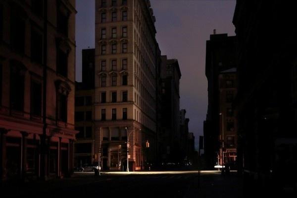 New York in Black – Fubiz™ #city #night #photography #york #dark #new