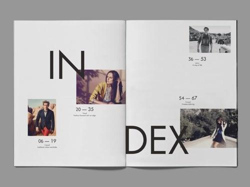 Grid Deconstruction #grid #magazine #index