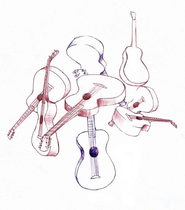 swing strings – illustration by Ryan Crane