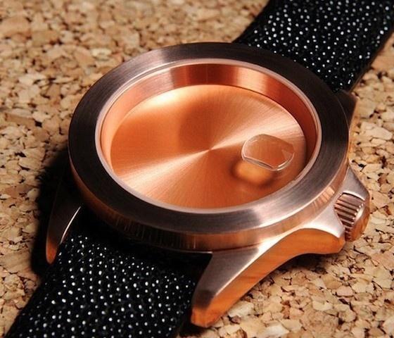 Rose Gold Infinity Piece Bracelet #women #fancy #watch