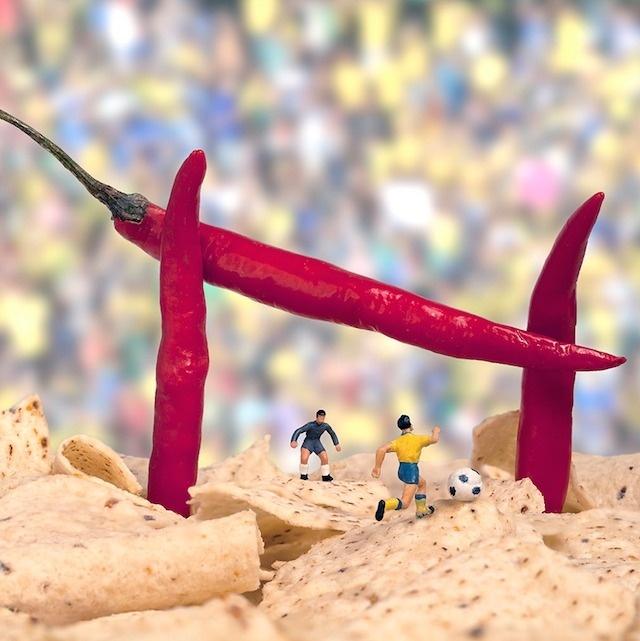 william-kass-7 #scale #world #food #chili #photography #miniature