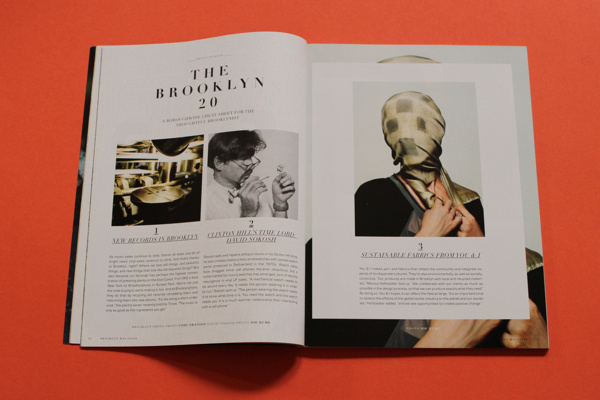 Brooklyn Magazine | Fa2011 | Theophilus London on Editorial Design Served #editorial #magazine