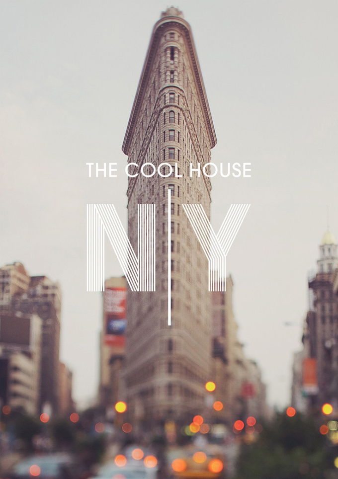 The Cool Hunter – The Cool House 2014 – New York City #inspiration #architecture #york #nyc #new