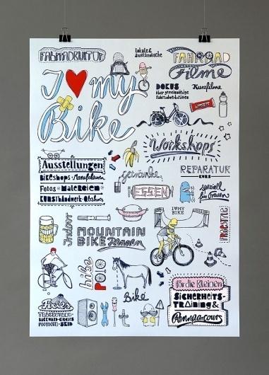 Maria Fischer · Portfolio · Illustration #illustration #poster