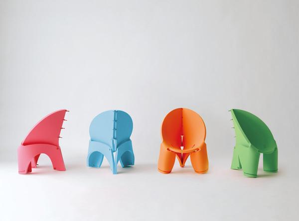 EVA Kids Chair #interior #creative #modern #design #furniture #architecture #art #decoration