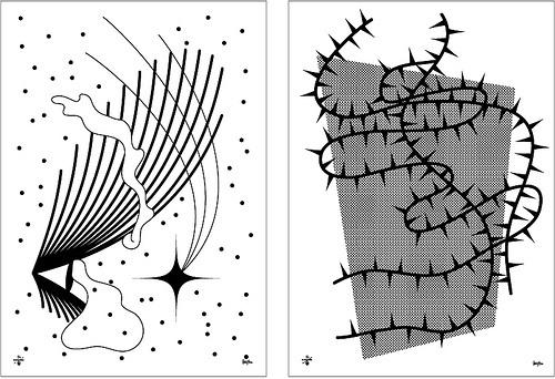 Dollars & Rozes – III | Flickr - Photo Sharing! #illustration