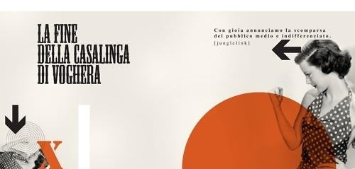 junglelink new ad campaign #design #retro #graphic #vintage #collage