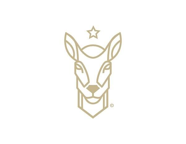 KKG #Gold #Kangaroo