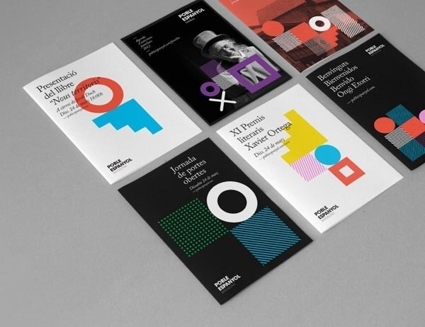 Poble Espanyol Redesign of the Corporate Identity by Atipus #barcelona