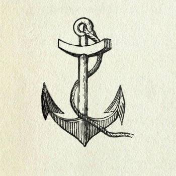 All sizes | Anchor | Flickr - Photo Sharing! #anchor #graphic #vintage