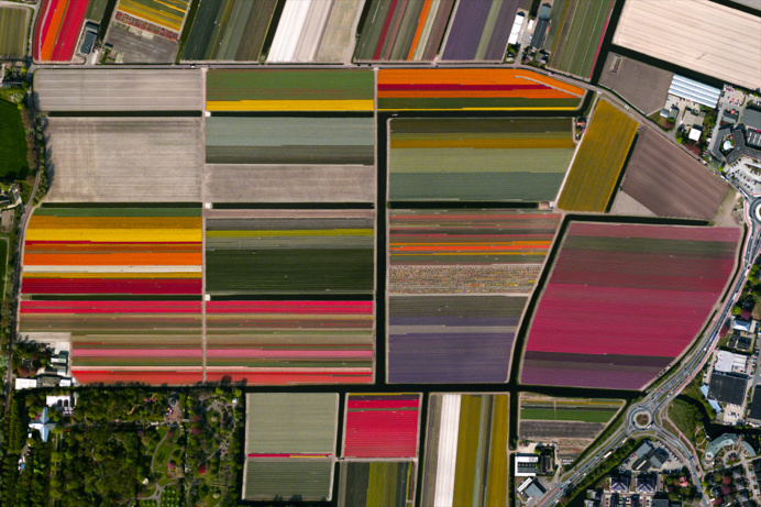 A Selection of Mesmerizing Aerial Photographs A fascinating series of photographs offering an insight into worlds unseen.