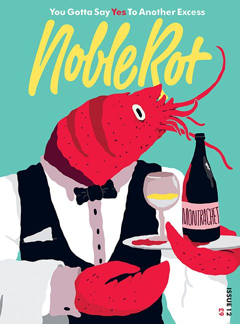 Issue 12 – You Gotta Say Yes To Another Excess – Beaujolais, Lyon & Yotam Ottol ...