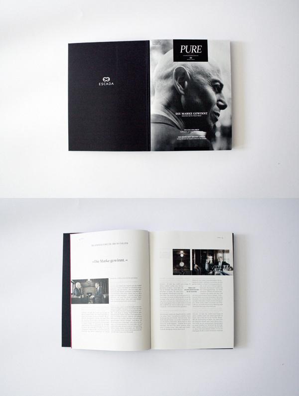 ESCADA #editorial #book