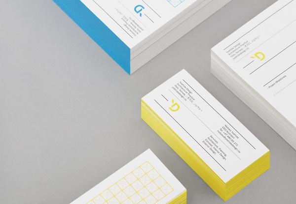 Yoshida Design « Design Bureau – Lundgren+Lindqvist #edge #coloring #print #grid #stationery #letterhead