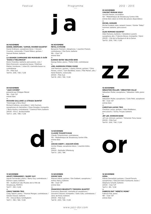 Jazz dor on Behance #print #design #poster #typography
