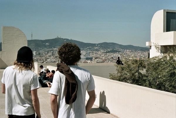 Minolta Guide on the Behance Network #awelllrespectedman #barcelona