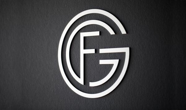 GFG Bauherren on Behance #logo