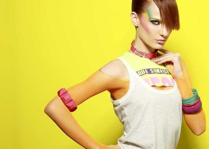 Fashion Photography by Donald Chiu #fashion #photography #portrait #yellow