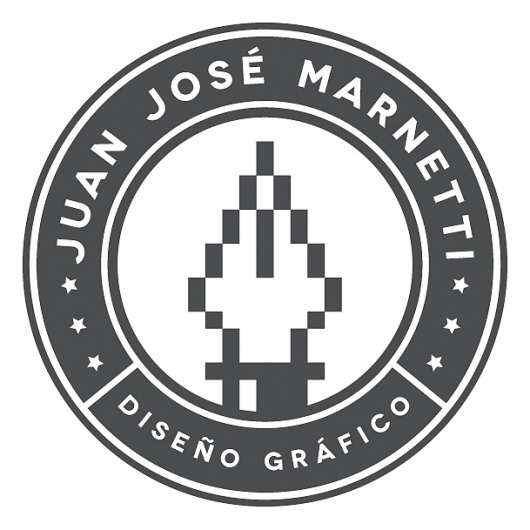 logo-34e7f8b.jpg (609×609) #stamp #design #graphic #tool #pen #logo