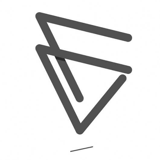 Logo D-Fine on the Behance Network #logo #identity #fine
