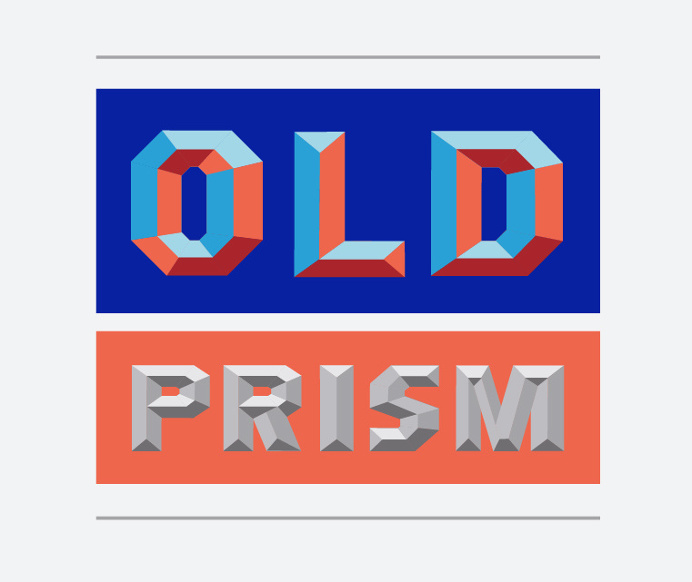 Font design by Philippe nicolas #prismatic font #Vernacular #typeface #type design #drawn lettering #vernacular lettering #vector type #vect