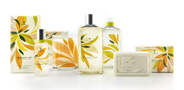 zeusjones thymes via mr cup.com #packaging #perfume #soap