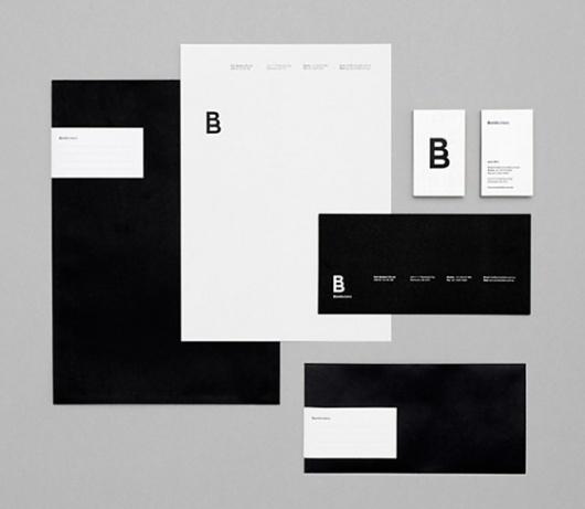Friday Inspiration 92 | Jared Erickson #logo #black #white #branding