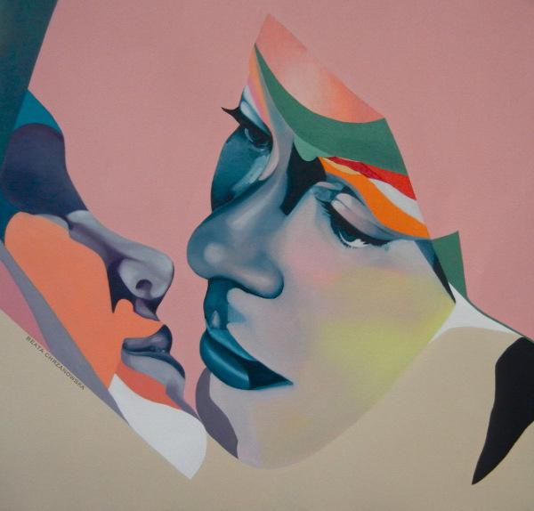 Beata Chrzanowska   PICDIT #art #painting