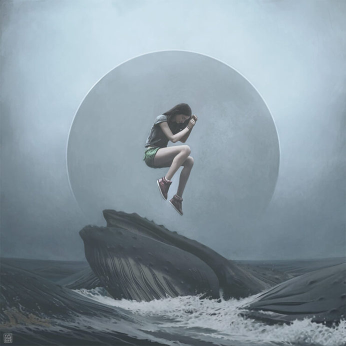 Awesome Post Apocalyptic Artworks by Yuri Shwedoff