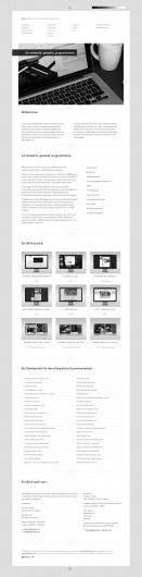 Lars Ahrens on Grid Based #website #design #graphic #black