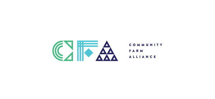 Community Farm Alliance Logo #logo