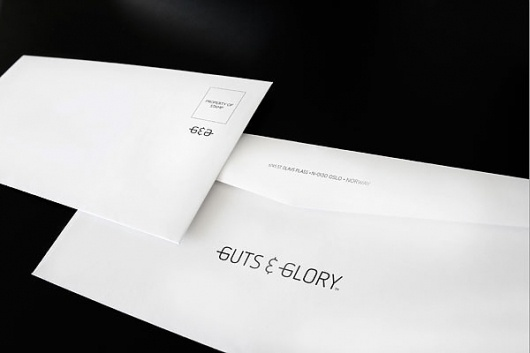 Graphic-ExchanGE - a selection of graphic projects #envelope