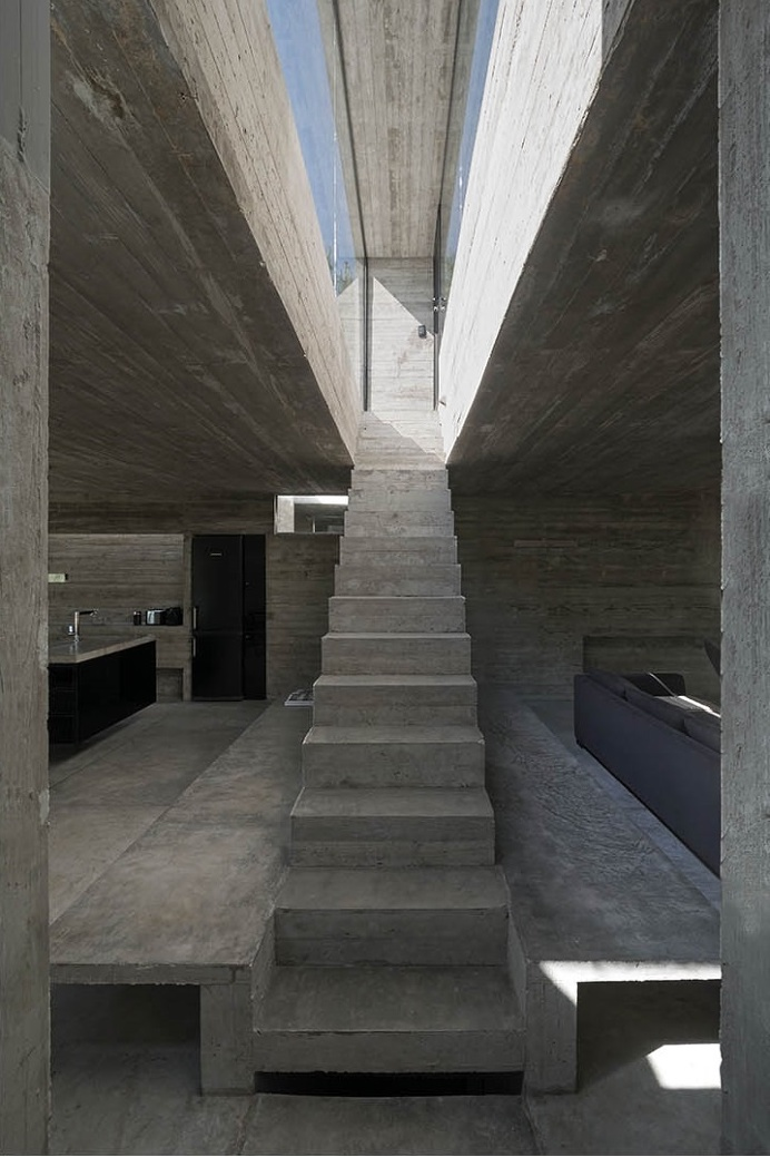 Concrete Holiday Retreat