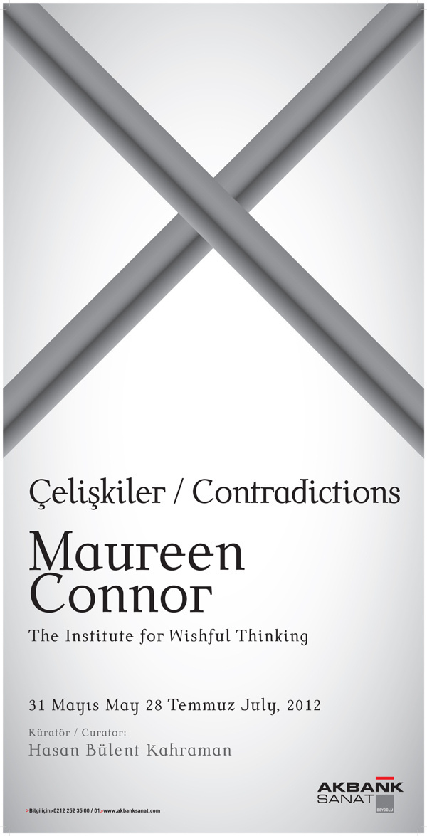 AkbankSanat // Maureen Connor, Contradictions #maureen #connor #contradictions #akbanksanat